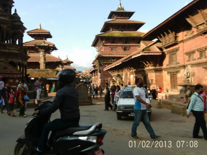 Patan City: the city of Temples